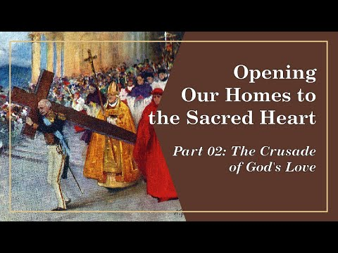 Part 2: The Crusade of God's Love | The Father Couture Series