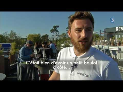 Mon premier job  Paul est saisonnier à Bordeaux