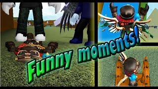 Funny moments!   when there is nothing to do   ROBLOX Build a Boat for Treasure
