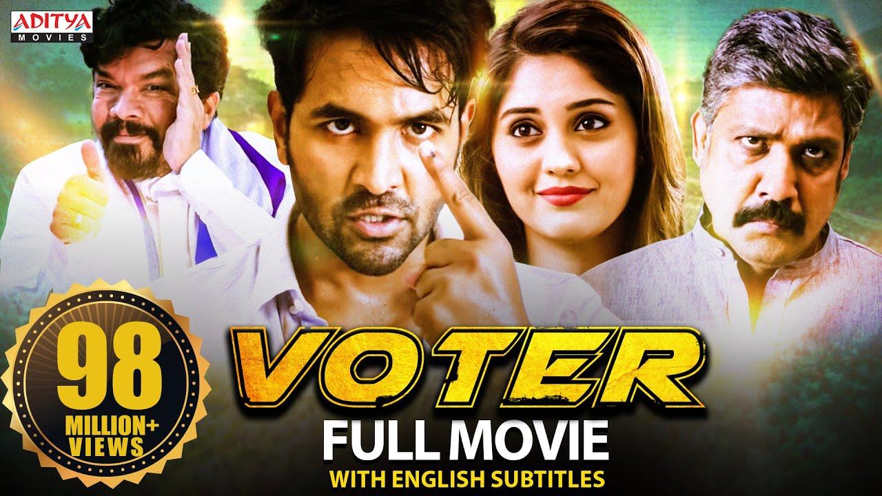 Download Voter New Hindi Dubbed Full Movie (2021) | Latest Hindi Dubbed Movie | Vishnu Manchu , Surabhi