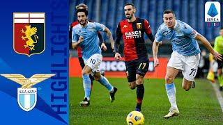 Genoa 1 1 Lazio Lazio Starts The Year With A Draw Serie A TIM