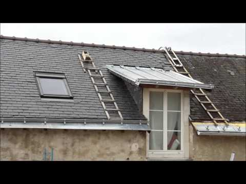 raccordement velux remplacement toiture nantes youtube