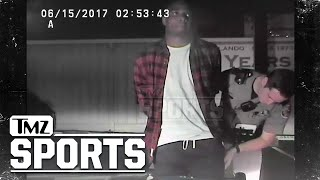 CYLE LARIN -- DUI ARREST VIDEO Shows Insanely Dangerous Driving | TMZ Sports