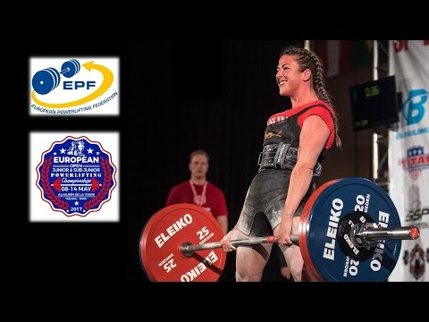 Open Men, 120 & 120+ kg - European Equipped Powerlifting Championships 2017