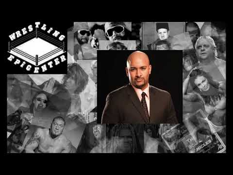 """Wrestling Epicenter #131 - """"The Coach"""" Jonathan Coachman talks about Interacting with The Rock"""