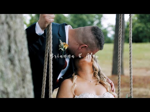 Brianna & Alex Wedding Highlight Trailer   Adaline Acres   Chester, VA