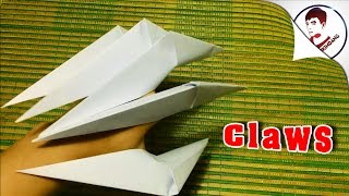 Origami Dragon Claws Easy Tutorial HD