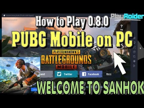 how-to-play-pubg-mobile-0.8.0-on-pc-with-tencent-gaming-buddy!