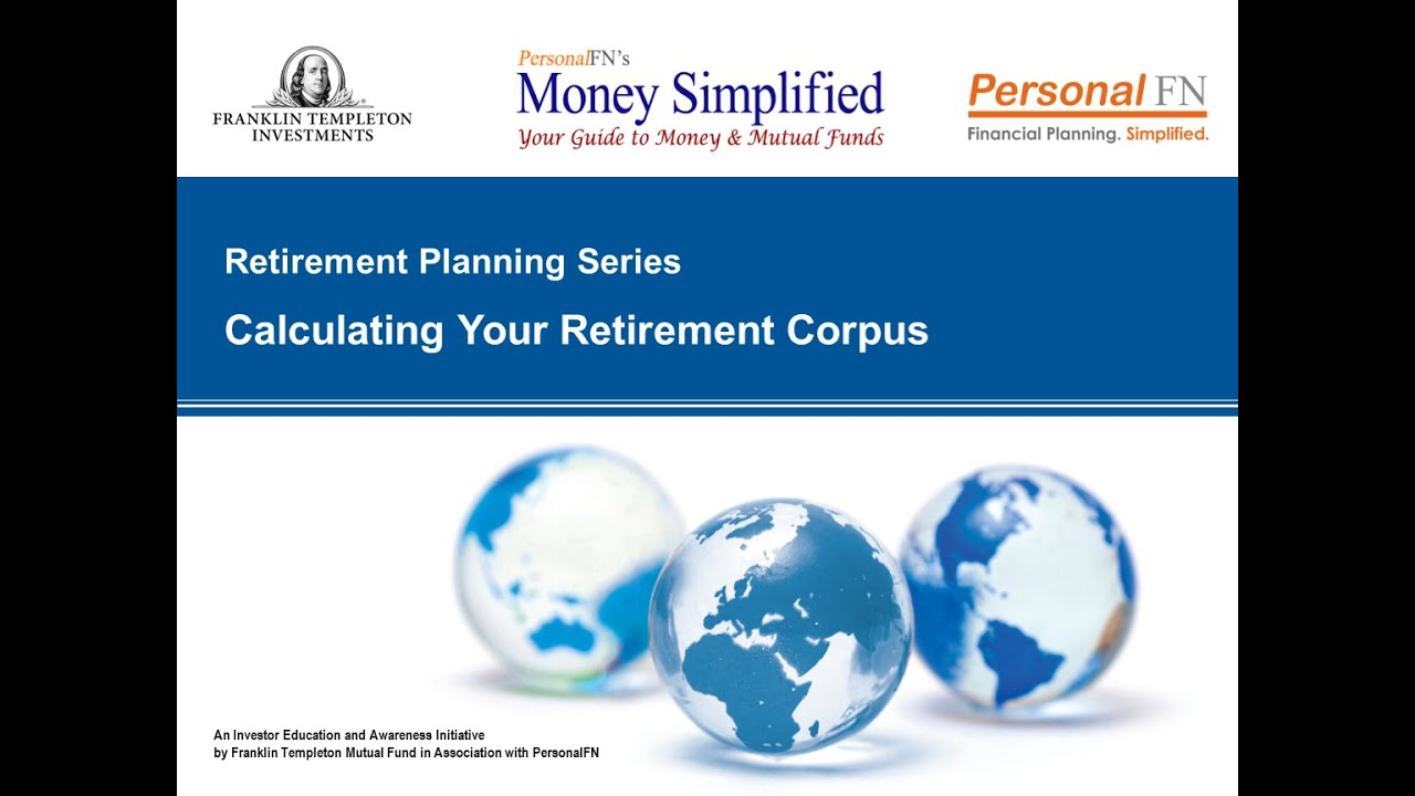 Retirement Planning Calculator | Financial Calculator | Plan