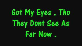 Fantasia - Im Here With Lyrics