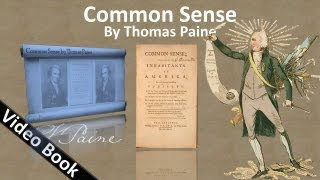 Common Sense Audiobook by Thomas Paine (February 4, 1776)