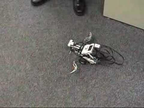Sound Navigation Robot