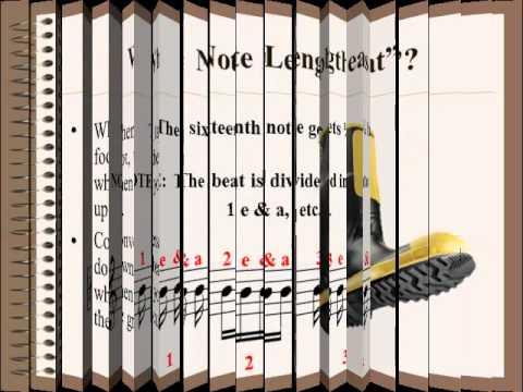 Music Theory Part 2 - Music Notation .wmv
