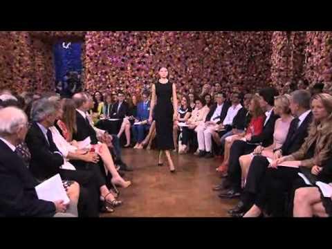 372fb92fcc5f Haute Couture Autunno Inverno 2012/2013, Sfilate Parigi Christian Dior