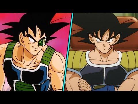 Old Bardock vs New Bardock - Dragon Ball Super Broly