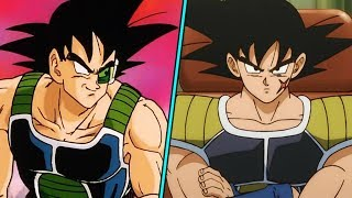 Old Bardock vs New Bardock - Dragon Ball Super Broly