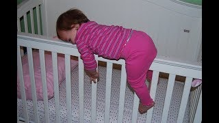 Funny Baby Videos - Funny Babies Escaping Cribs Video Compilation (2019)