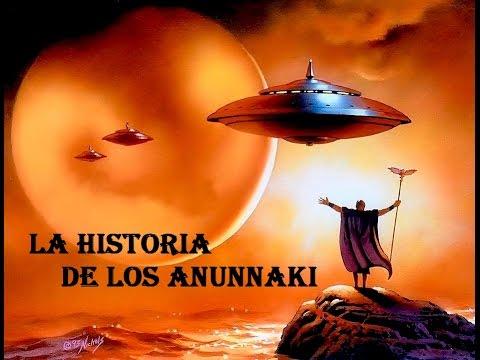 La Historia de los Anunnaki