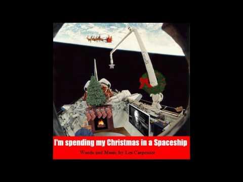 Christmas in a spaceship - Les Carpenter