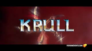 RiffTrax Live KRULL - only in theaters Aug 23/25!