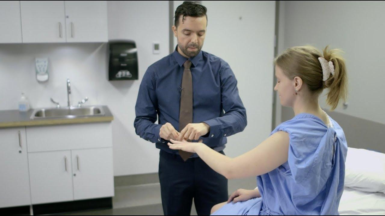 UBC Medicine Neurology Clinical Skills - Motor, Sensory, and Reflex  Examination