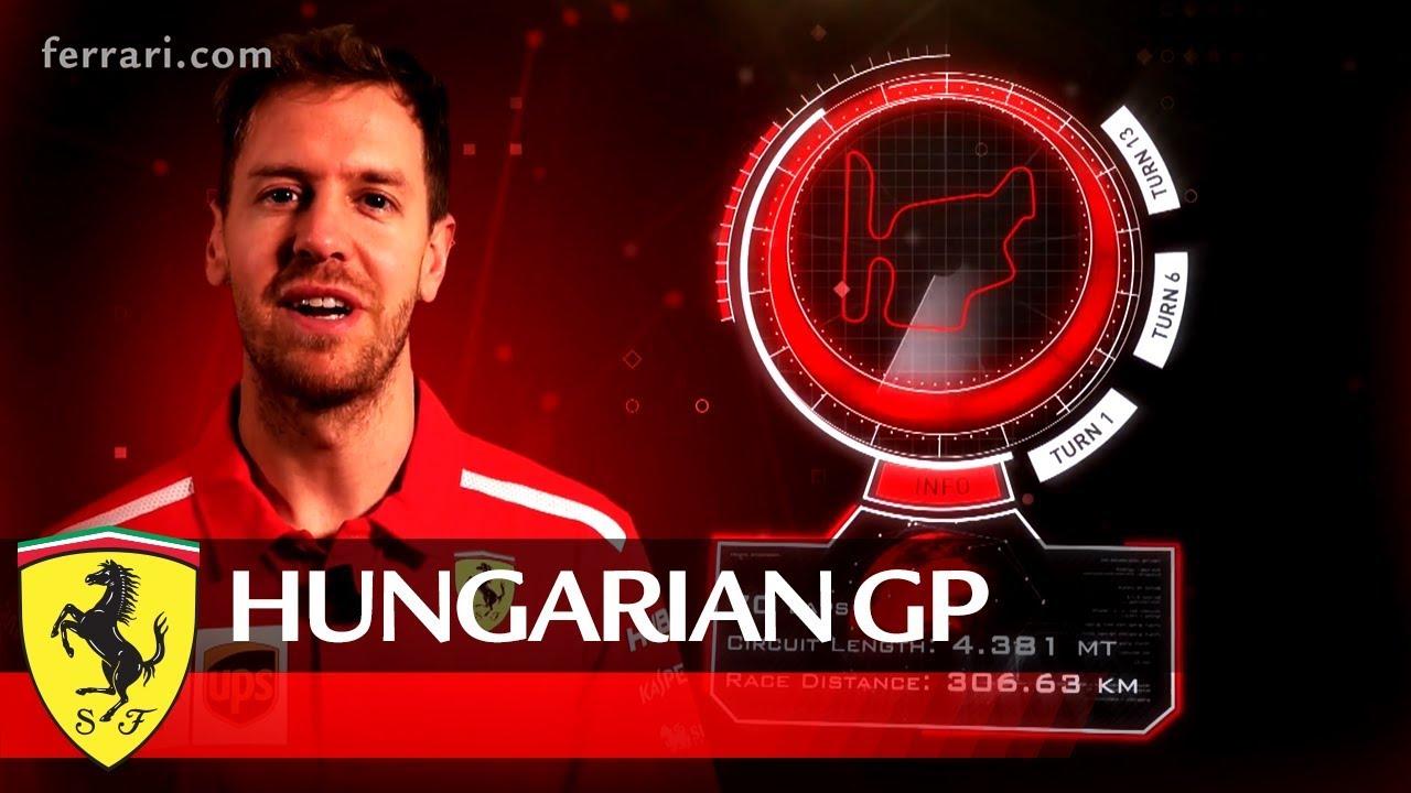 Hungarian Grand Prix Preview - Scuderia Ferrari 2018