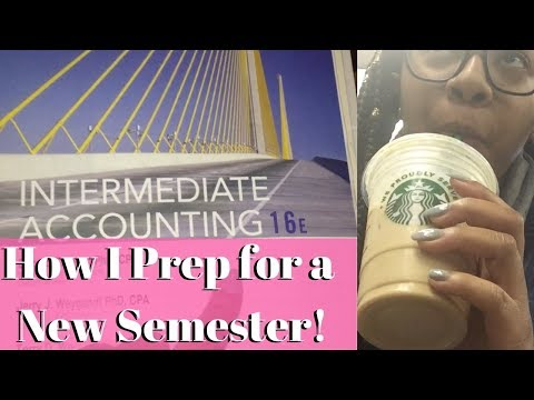 First Day of Classes Prep | Spring 2018