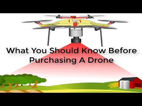 What You Need To Know Before Buying A Drone