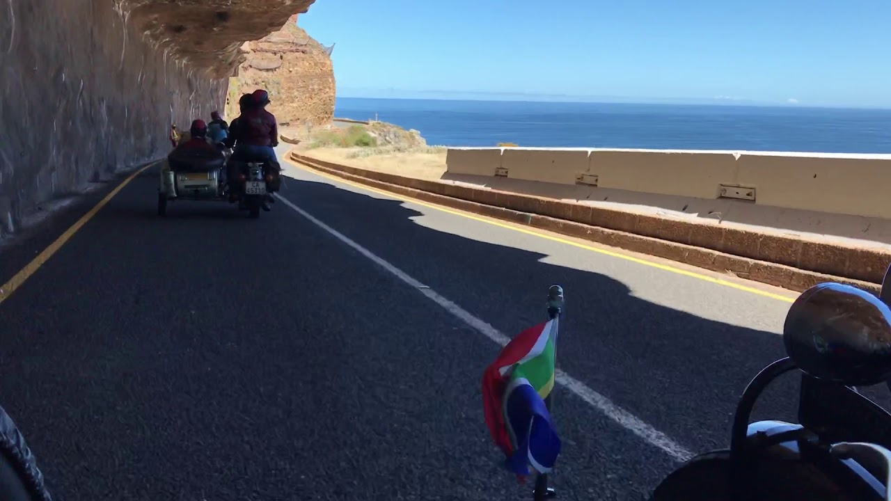 Explore Cape Town by vintage side car... - YouTube
