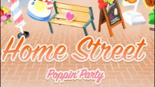 商店街お散歩気分♪「Home Street/Poppin'Party」 (Ex FC)
