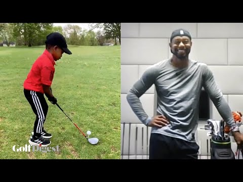 Tiger Woods Fixes Amateur Golf Swings Youtube