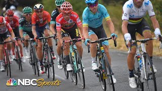Vuelta a España 2019: Stage 20 | EXTENDED HIGHLIGHTS | NBC Sports