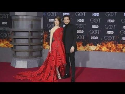 Nervios y emoción marcan el estreno de la última temporada de 'Juego de tronos'
