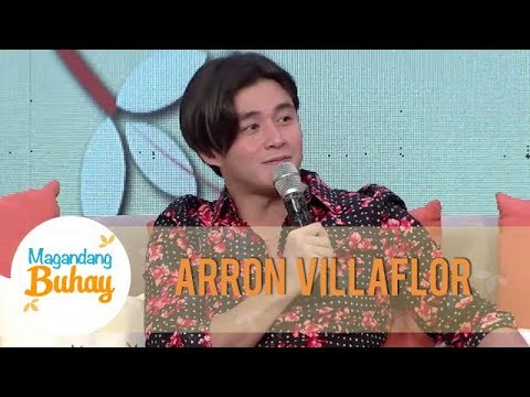 Arron admits that he prioritizes his love life before more than his family | Magandang Buhay
