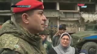 Рамзан Кадыров: Россия защищает мусульман, а чеченцы в Сирии - Россию!