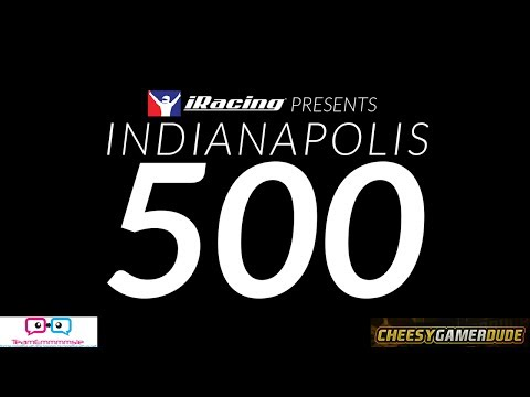 """iRacing: The Indianapolis 500 """"The Greatest Spectacle in Racing"""""""