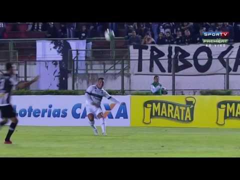 Gol Tupi 0x1 Goiás - Rodada 1 Série B 2016