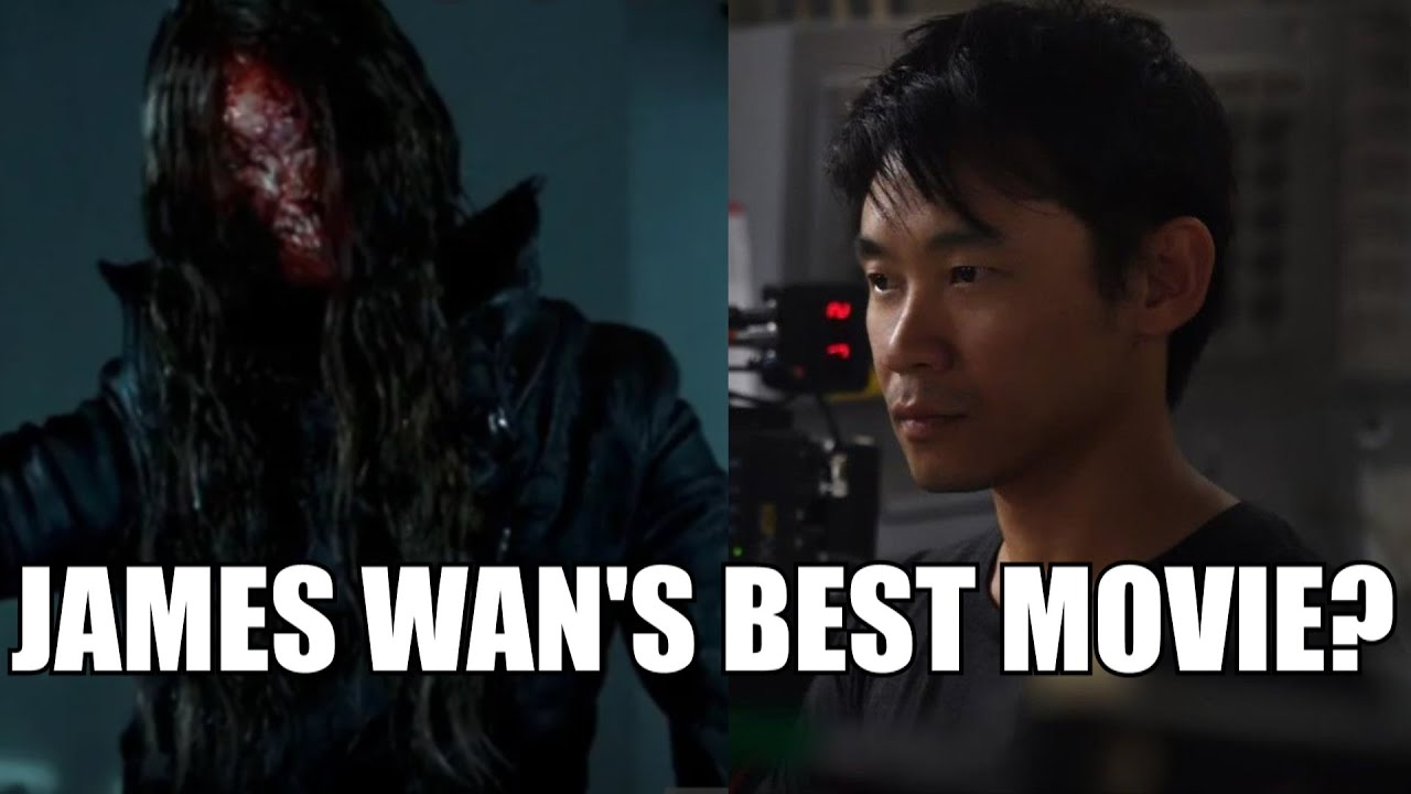 James Wan's Best Movie?   Malignant Review