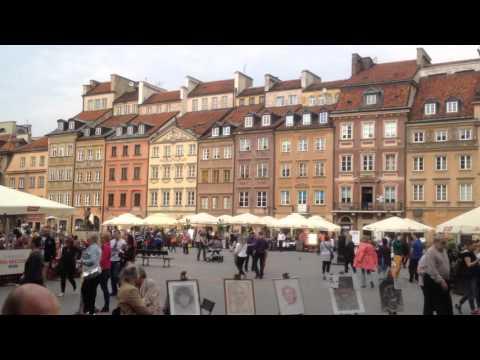 Warsaw April 2016