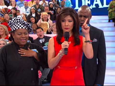 Let's Make A Deal - Guest Appearance by Julie Chen, host ...