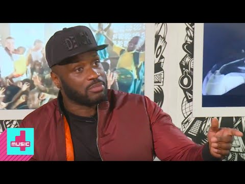 Lethal Bizzle Interview - Wobble, Denchchat & Anuvahood | 4Music