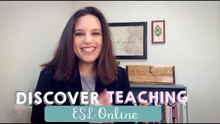 Training for Teaching English Online