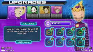 Code Lyoko Quest for Infinity PSP Gameplay HD