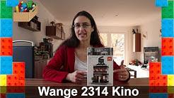Wange Architecture 2314 Kino / Cinema - Aufbau, Review und Fazit