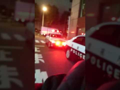 池袋警察署横で侵入事案発生