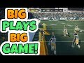 BIG PLAYS WENT DOWN IN THE SUPERBOWL!! Madden 18 Road To Elite