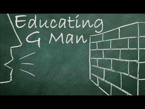 Council of Google Plus: Educating G Man...