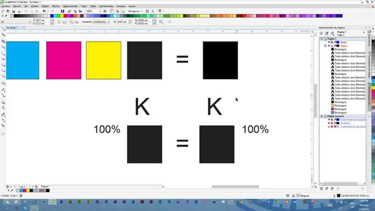 de donde proviene el color negro