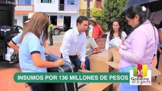 'Encuentros con mi Gente' cumplió el sueño a las familias de Guavatá de fortalecer sus negocios