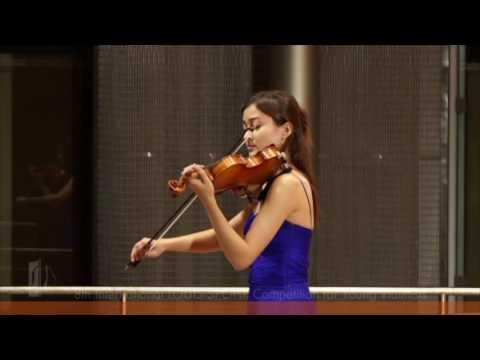 M. Ravel: Tzigane   Sumina Studer